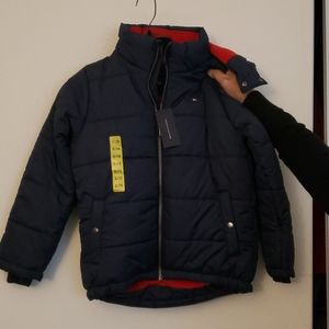 NWT Tommy Hilfiger Puffer Jacket